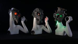 mostra arte interattiva - Ale Guzzetti: Dies Irae, 2014